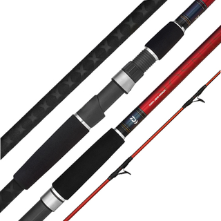 Surfcasting Rods