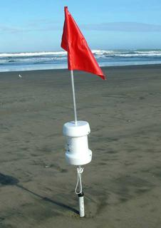 Boat Longline Marker Buoy with Flag