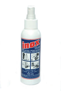 Inox Tackle Lube 125ml Spray Bottle