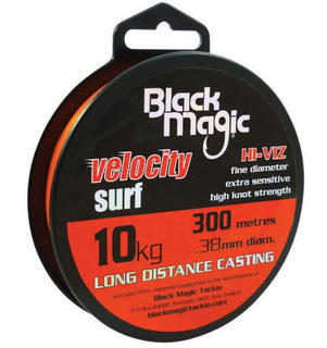 Black Magic Velocity Surf line