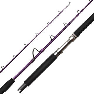 Tica Magma 601 Purple Ambush PE5 Braid Rod