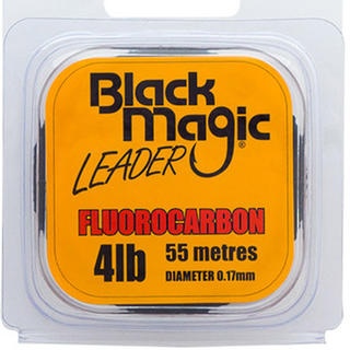 Black Magic Fluorocarbon Tippet