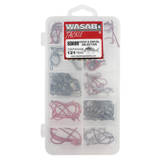 Wasabi Senior Selection Box