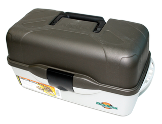 Flambeau XL Three Tray Tackle Box
