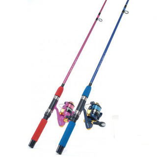 Kids fishing combos for Youth fishing pole