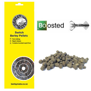 Berley Mate Switch Berley Pellets 400g