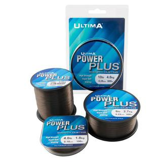 Ultima Power Plus Premium Casting Mono 300m Spools