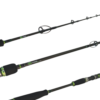 Composite Developments Nano Fast Jig Rods