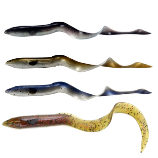 Savage Reel Eel Loose Body 16cm 3 Pack