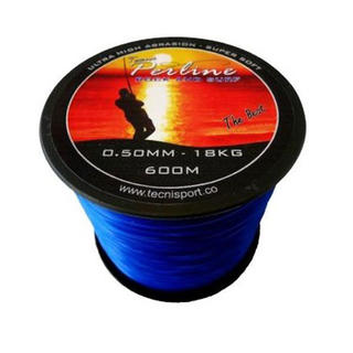 Perline Rock and Surf High Abrasion Fluorescent Blue 600m Spools