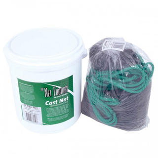 Jarvis Walker Mono Cast Net - 8' - 30MM X 1