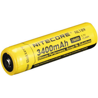 Nitecore NL189 3400mAh 18650 Battery