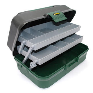 Kilwell Tackle Box 2 Tray Anthracite