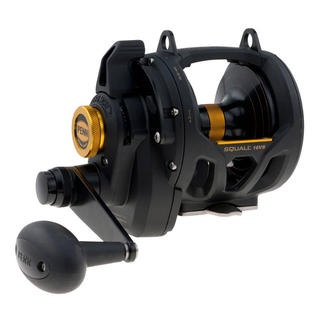 Penn Squall 16VS Lever Drag Two Speed Reel