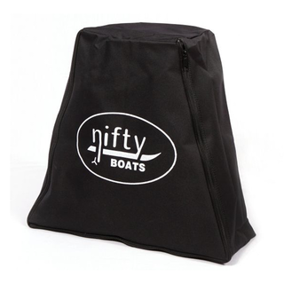 Nifty Boats Bow Canvas Bag