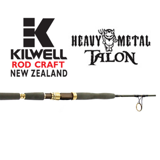 Kilwell Talon Heavy Metal Spin Jig Rods