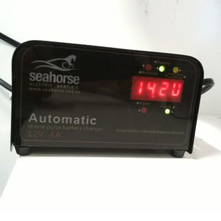 Seahorse Multi Stage Battery Charger