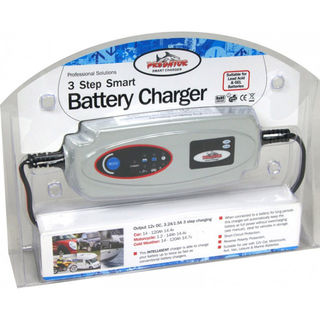 Predator Kontiki Battery Charger