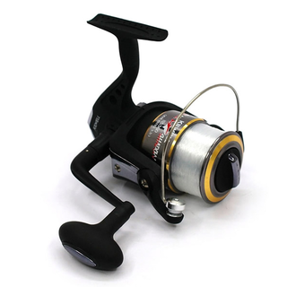 Kilwell Black Shadow 360 3BB GP Reel Spooled