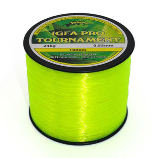 Strike Pro IGFA Game Line 1000m Spool
