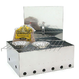 Kilwell NZ Smoker Stainless Steel Original 16.3 Litre