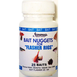 Jimmys Bait Flasher Rig Nuggets