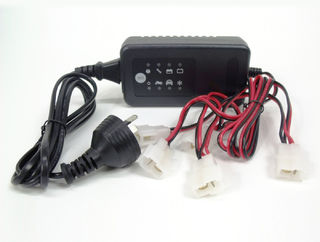 Kontiki Battery Charger 4ah 12v