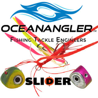 Ocean Angler Sliders 40g