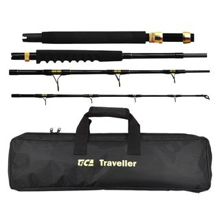 Tica Traveller 704 4pc 24kg Boat/Spin Rod