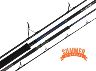 Daiwa Saltist Demon Blood DB792XH PE5 2pce Rod Topwater Rod - Summer Stunner Sale!