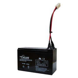 Kontiki Battery 12v 7ah With Leads