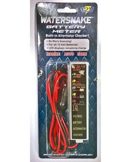 Watersnake Battery Meter