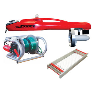 Seahorse 46lb GPS Electric Winch Full Package