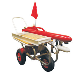 Seahorse Kontiki Manual Beach Trolley