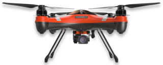 Splash Drone 3+ Fisherman Pro With Release Plus 4K Recording