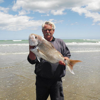 Muriwai Beach 25lb Snapper