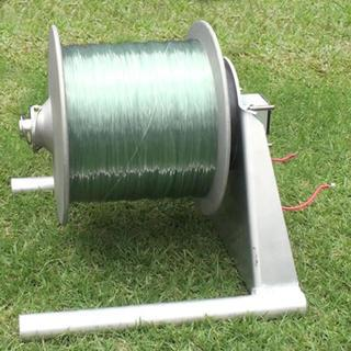 Kite and Kontiki Fishing Winch 230 Watt