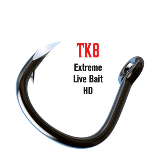 Trokar Extreme Live Bait Fishing Hook