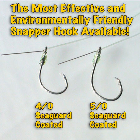 TARGET Snapper Hooks On Traces 25 Pack