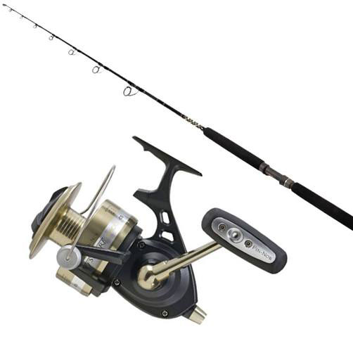 Fin nor offshore 9500 combo on sale for Tuna fishing rod and reel combos