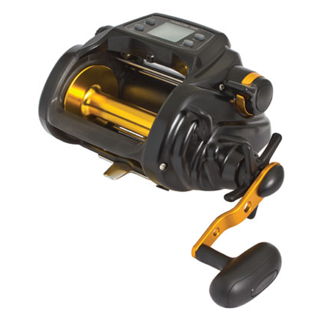 Daiwa tanacom 1000 u on sale for Electric fishing reels