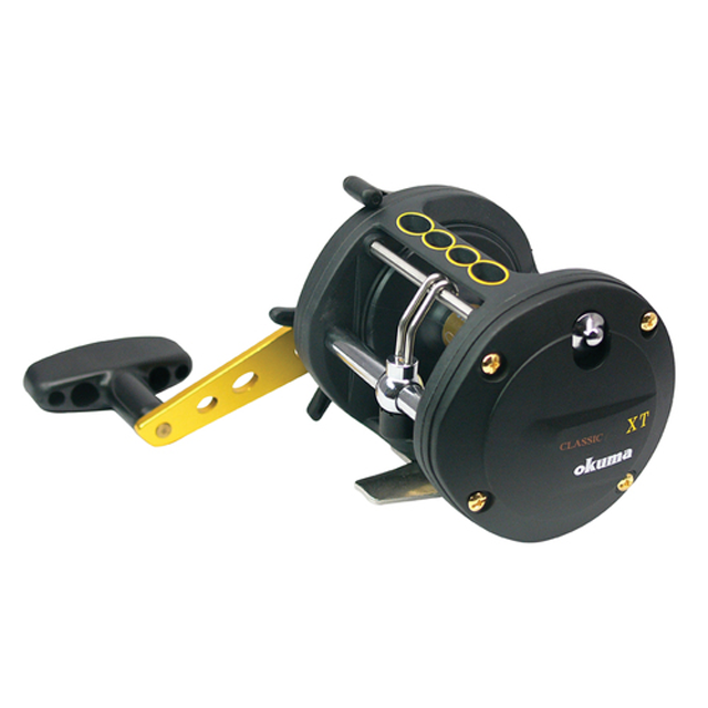 Okuma classic xt 300l on sale for Vintage fishing reels for sale