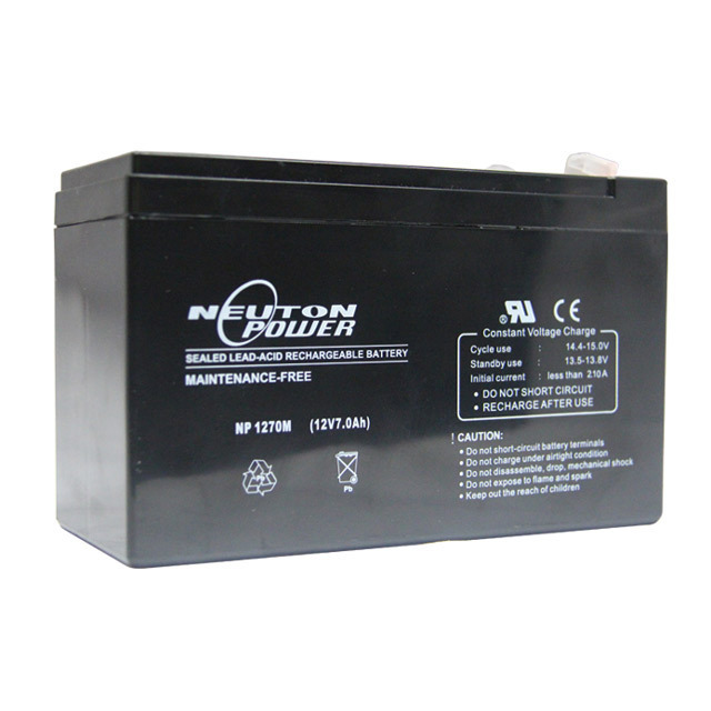 Kontiki Battery 12v 7ah Without Leads