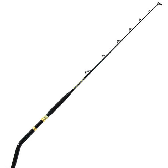 Tica Monel 6'0 20-50lb Swivel Top DBB Rod