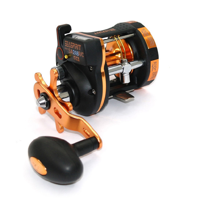 Tica Seaspirit Sa248r C 5rrb Line Counter Reel On Sale