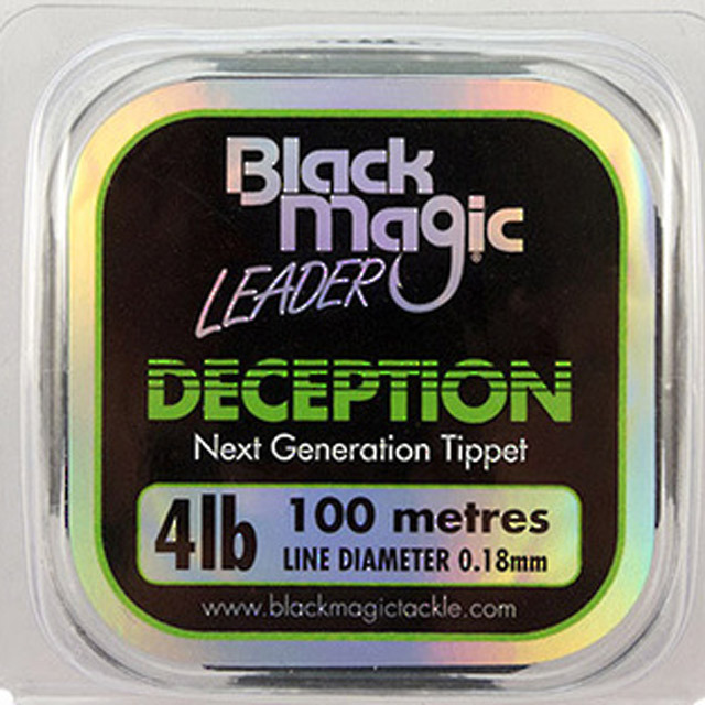 Black Magic Deception Tippet