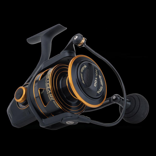 Penn Clash 8000 Spinning Reel