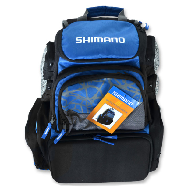 Shimano Deluxe 360 Tackle Backpack On Sale
