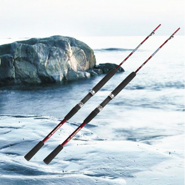 Fladen Maxximus Solid Carbon Red 210cm 20-40lb
