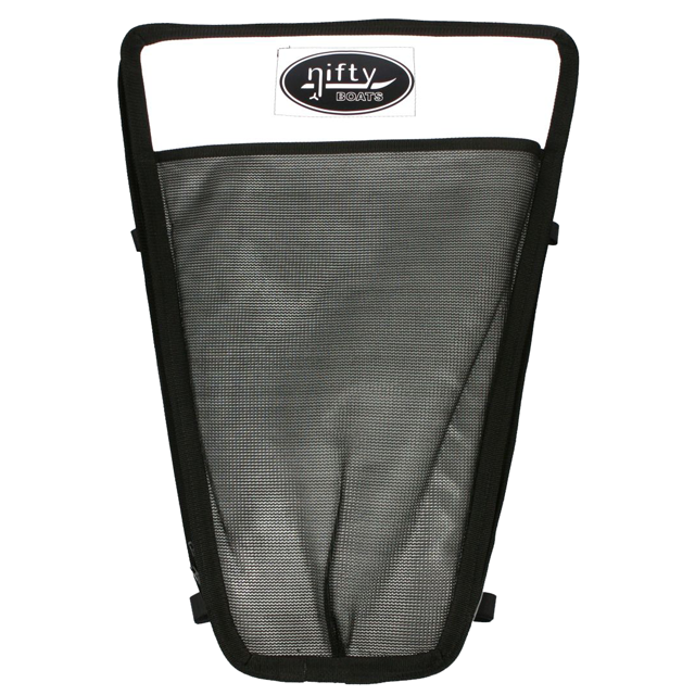 Nifty Boats Insulated Catch Bag Designed To Fit In The Bow Of Inflatable Fishing Kayak